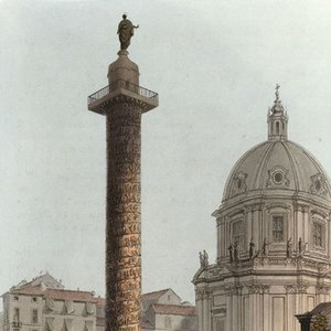 Where is Trajan's Column?