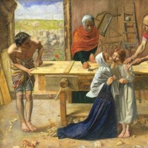 Where were the Pre-Raphaelites active?