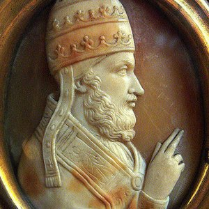 Was an Englishman a pope?