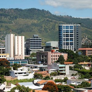 Which country's capital is Tegucigalpa?
