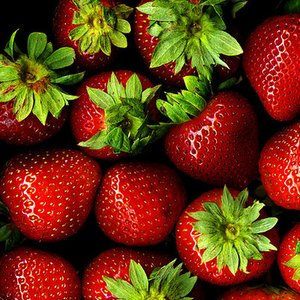 Where did strawberry originate?