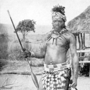In which part of Africa live Zulu people?
