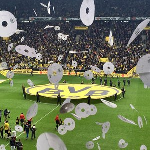 What does Borussia mean in the name of the Borussia Dortmund club? (this is not a word in German)