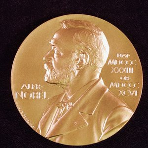 Who received the first Nobel Prize in physics in 1901?