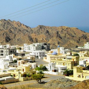 What is the capital city of Oman?