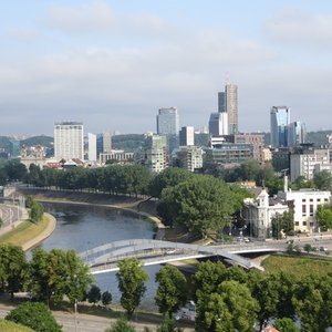 What is the capital city of Lithuania?