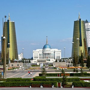What is the capital city of Kazakhstan?