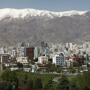 What is the capital city of Iran?