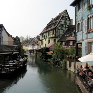 Which country is Alsace a part of?