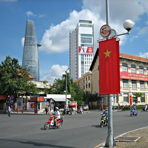 What is the largest city in Vietnam?