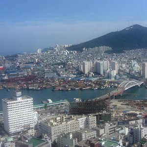 What is the second largest city in South Korea, after Seoul?