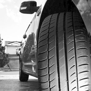 Which tires are made of the softest rubber?