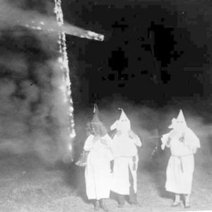 Who was the first Grand Wizard of the Ku Klux Klan?