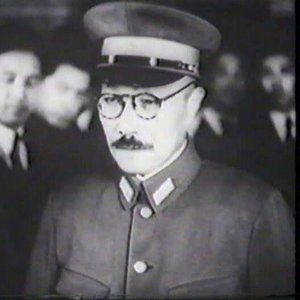 "What is the name of Japanese general and politician that was called ""The Hitler of the Far East"" during WW II?"