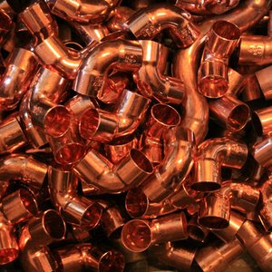 Which country is the global leader in copper production?