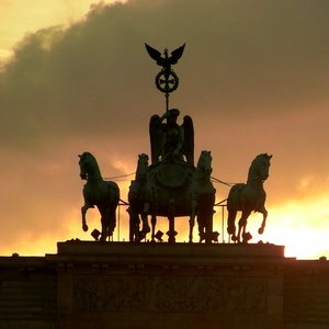 Berlin Quadriga was once looted by invading army that captured Berlin. Where was it taken to?