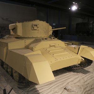 Which tank wasn't used by German Bundeswehr?