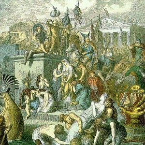 The Vandals were the East Germanic tribe who sacked the city of Rome in 455. Where did the Vandal army come from to attack Rome?