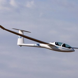 Why are gliders almost always painted white?