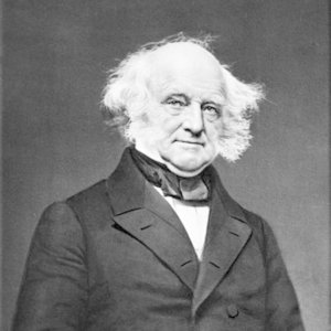 What nationality was Martin Van Buren?
