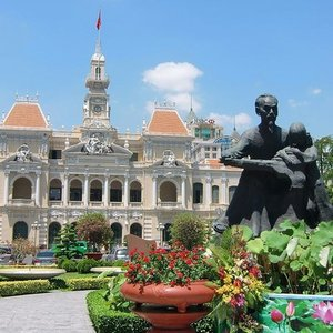 What was the previous name of Ho Chi Minh city?