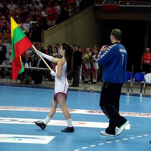 What is the most popular sport in Lithuania?