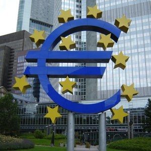 In which city is the headquarters of the European Central Bank?
