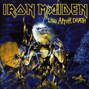 Who is the leader of Iron Maiden?
