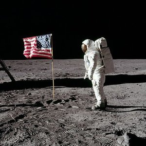 How long did Neil Armstrong's first  moon walk last?