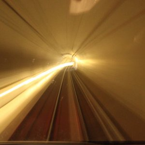 What is the longest and deepest tunnel in the world?
