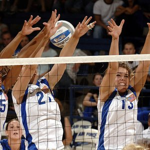 How many volleyball events are in the Summer Olympics?