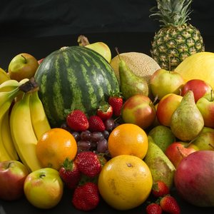 In what fruit is the most vitamin C ?