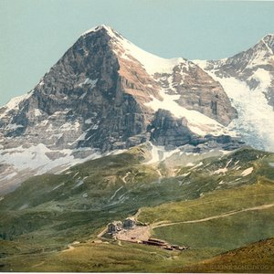 "Which mountain in Alps is famous for its north face ""Nordwand""?"