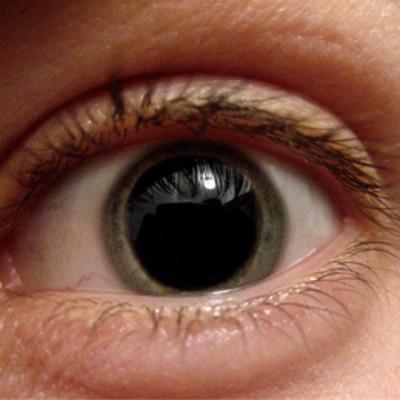 Pupillen vergrößerte Daran merkst
