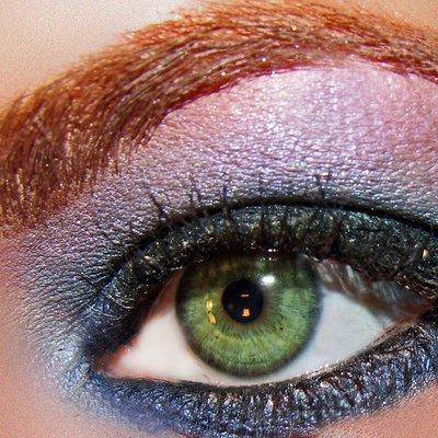 Zielony kolor oczu występuje wśród ludzi najrzadziej. A
